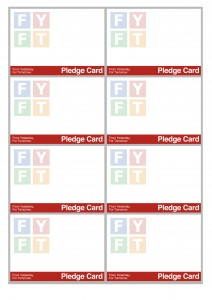 FYFT Pledge Card